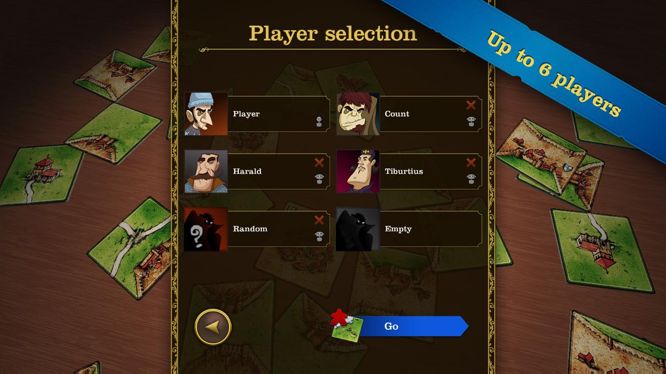 Carcassonne screenshot #13