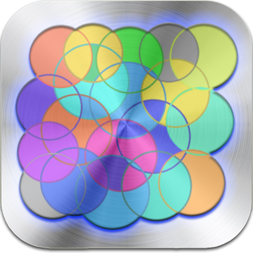 Circle Unleashed ▌SO BEAUTIFUL 個人化 App LOGO-APP試玩