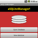 aSQLiteManager icon