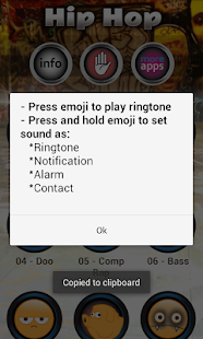 Hip Hop Ringtones - screenshot thumbnail