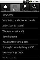 Screenshot of ICUsteps - Intensive Care