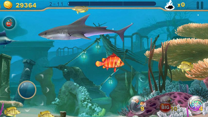 Fishing predator android apps on google play for Fish eat and grow