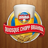 Quiosque Chopp Brahma MS