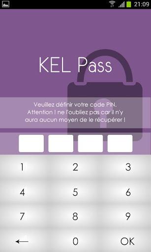 KEL Pass