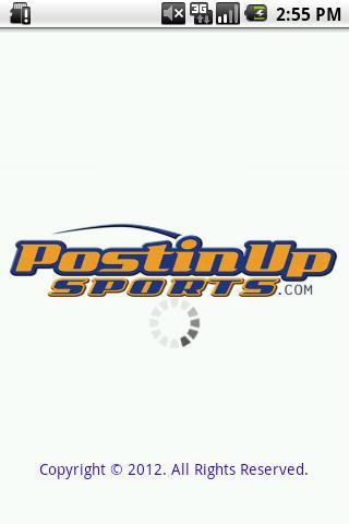 Postin Up Sports