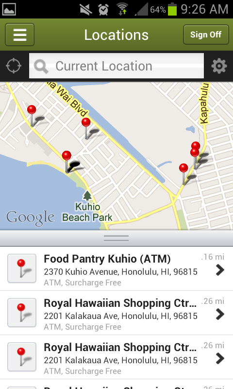 FHB Mobile Banking - screenshot