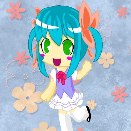 Chibi School Girl Dress up LOGO-APP點子