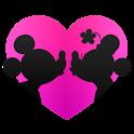 Disney Love ロック解除 logo