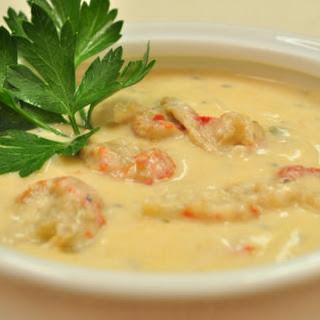 Louisiana Corn & Crab Bisque