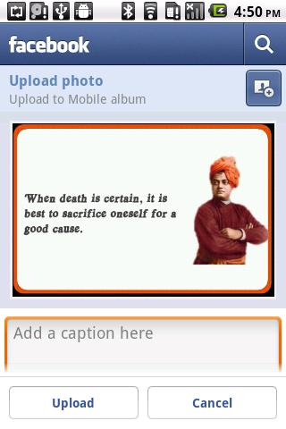 【免費書籍App】Swami Vivekananda Quotes-APP點子