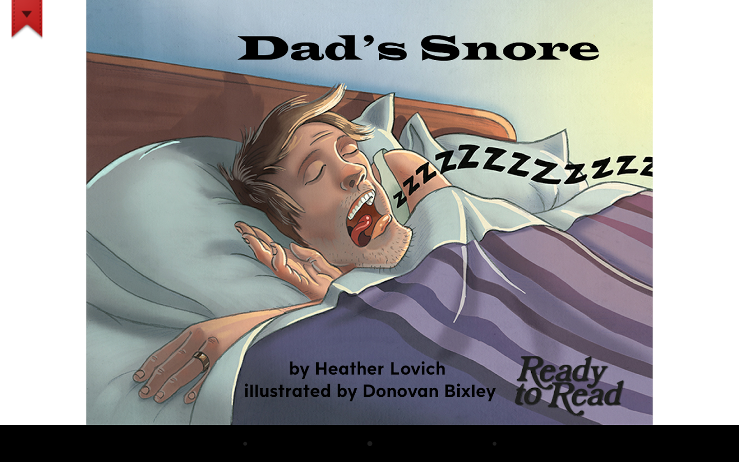 Dad's Snore- screenshot