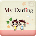 MyDarling(Couple app) logo
