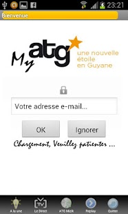 MyATG - screenshot thumbnail