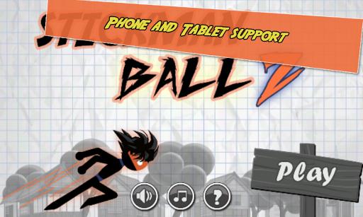 Stickman Ball Z
