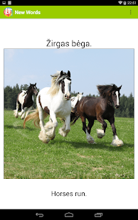 Lithuanian for Beginners, Free- screenshot thumbnail