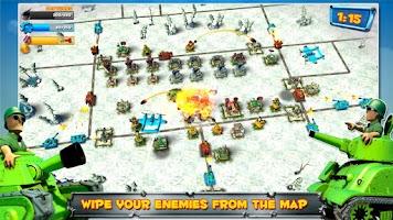 Screenshot of Friendly Fire!