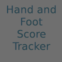 Hand and Foot Score Tracker icon