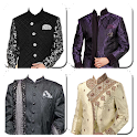 Men Sherwani Photo Editor icon