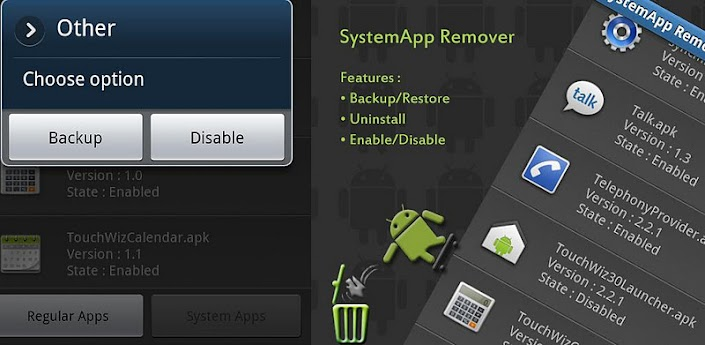 SystemApp Remover