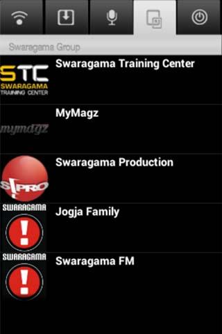 Swaragama FM - screenshot