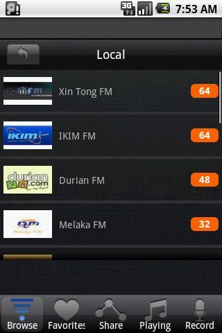 马来西亚广播电台