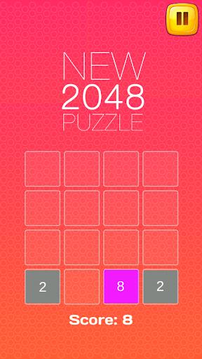 New 2048 Puzzle
