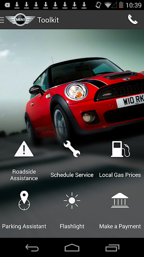 Schomp MINI Cooper DealerApp