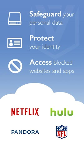 android Free Unlimited VPN Defender Screenshot 7