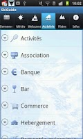 Screenshot of Val d'isère Ski Guide