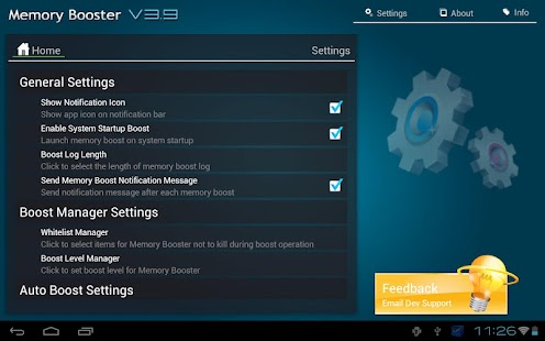 Memory Booster Tablet Version- screenshot thumbnail