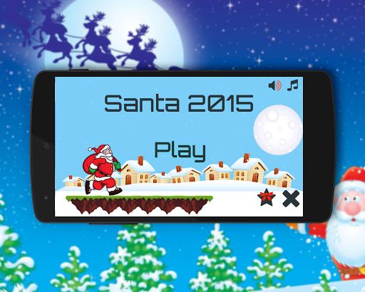 圣诞老人的2015年