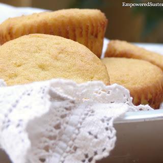 Paleo Cornbread Muffins.