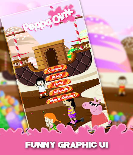Peppy Pig Bubble Games