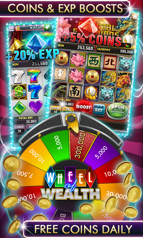SLOTS REEL FRONTIER - screenshot