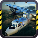 3D Army plane flight simulator Apk