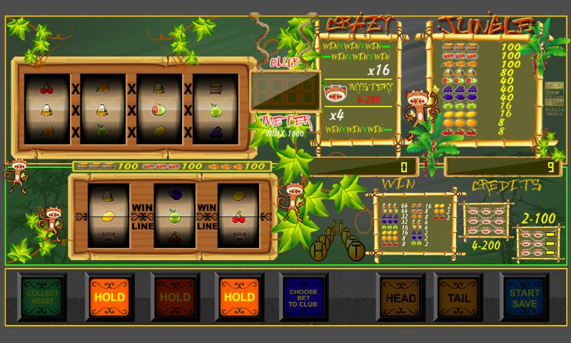 Crazy bugs slot machine hints