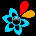 PicsArt Kaleidoscope logo