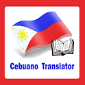 Cebuano English Translate icon