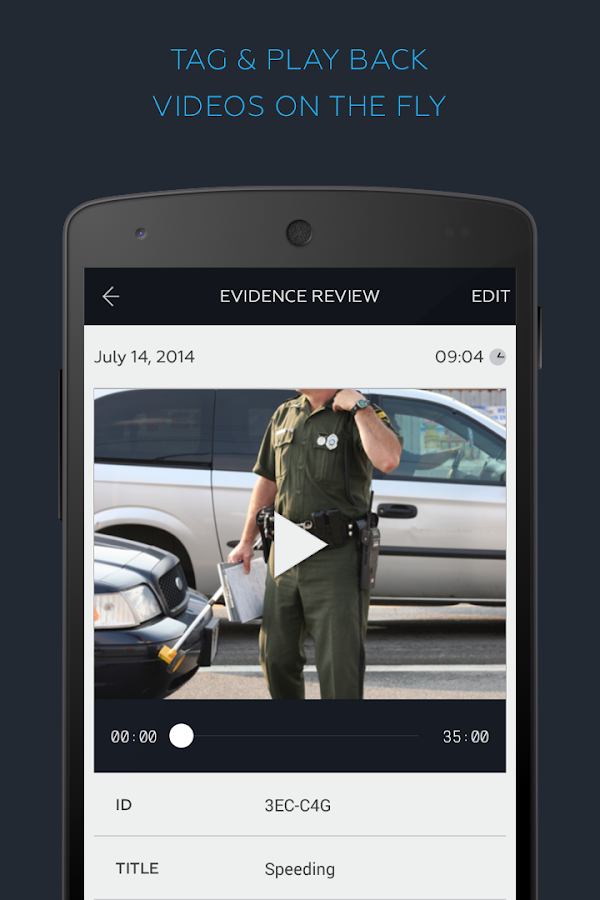 AXON Mobile - screenshot