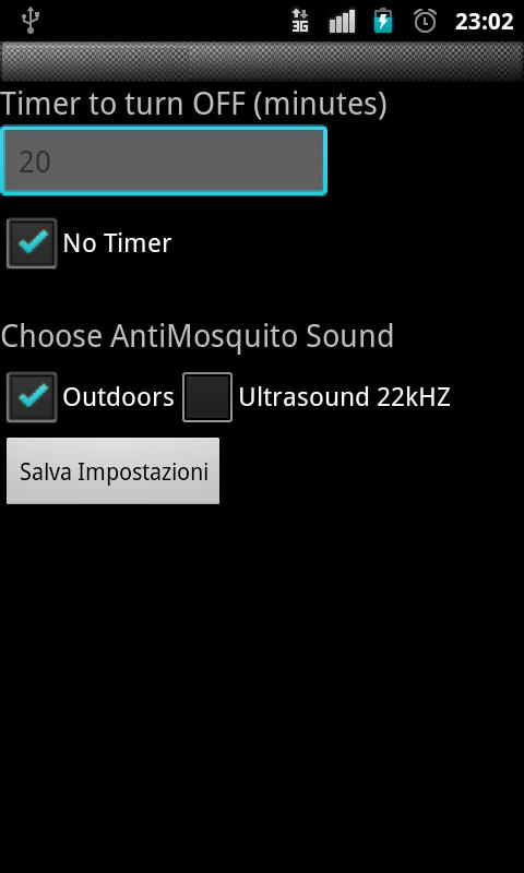 AntiMosquito Fumigator - screenshot
