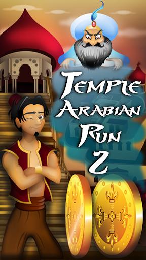Temple Arabian Run 2