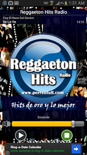Reggaeton Hits Radio - screenshot thumbnail