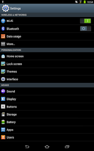 CM11 CM10.2 GALAXY S4 TW theme - screenshot thumbnail