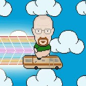 Breaking Bad Nyan Cat 8bit LWP