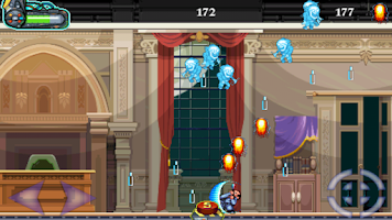 Screenshot of Little Ghostbusters