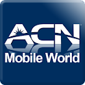 Korea ACN Mobile World logo