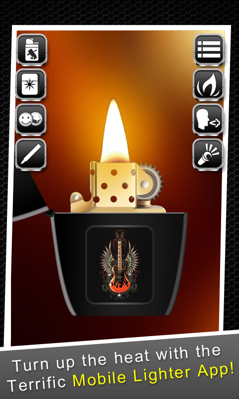 Mobile Lighter - screenshot