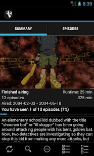 Uranime - animelist- screenshot thumbnail