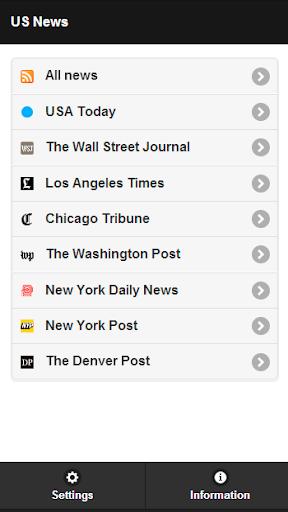 US News. U.S. Latest News