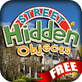 Street Hidden Objects Free